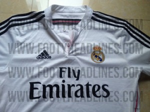 Real Madrid 14-15 Home Kit (2)